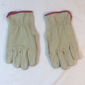 Other - Small leather men's work gloves